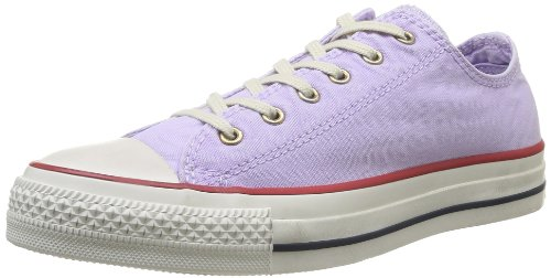 Converse Ct Well Worn Ox, Baskets mode mixte adulte Violet (Violet Clair)