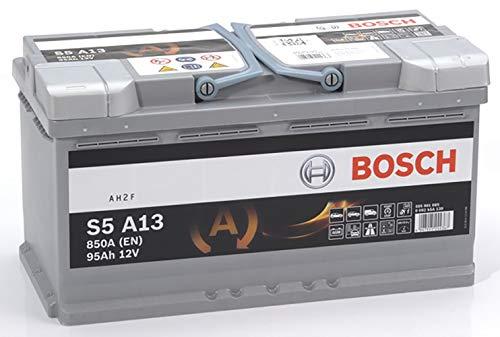 Bosch-S5A13 Batteria Silver Auto 95A/h-850A