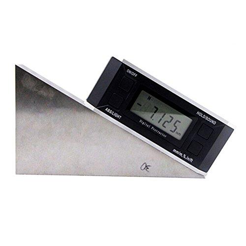 bdjksz 5340-90Digitaler Winkelmesser Neigungsmesser mit Magneten, 360Grad
