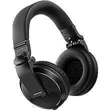 Pioneer DJ HDJ-X5-K DJ Headphones Black