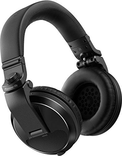Pioneer HDJ-X5 Noir Circumaural Bandeau Casque - Casques (Circum-aural, Bandeau, avec Fil, 5-30000 Hz, 1,2 m, Noir)