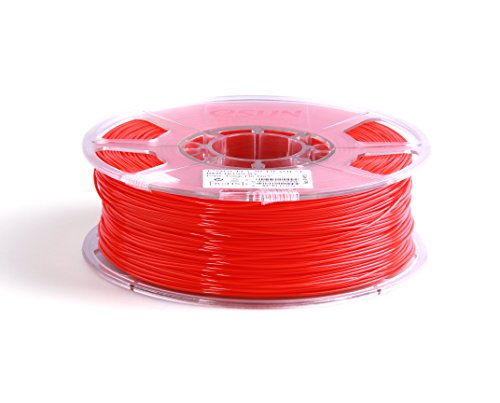 FILAMENT PLA Impression 3D 1kg 1.75mm rouge / red