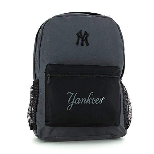 New Era Rucksack NE Pitcher Backpack, Graphite/Black, 43 x 29 x 15 cm, 24 Liter, 11189732