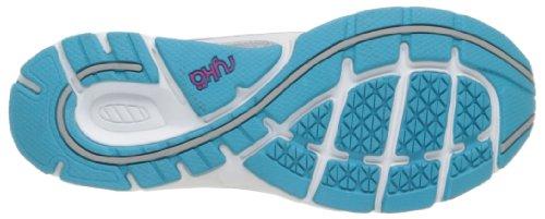 RykaProdigy 2 - Sandali con Zeppa donna Wht/Gry/Blu