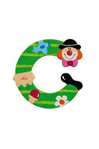 Trudi 81739 - Buchstabe Clown C