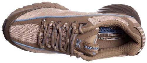 Hi-Tec  HOA1105252, Scarpe da escursionismo, Donna Avorio (Beige (Lite Taupe/Stone/Macaw))