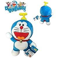 Doraemon. Peluche 25cm con Gorrocóptero