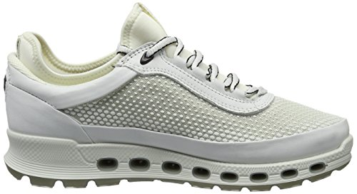 Ecco Cool 2.0, Sneakers Basses Femme Blanc (50874White/White)