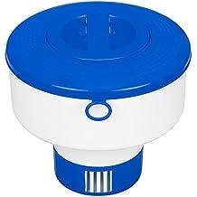 Intex Diffuseur Flottant Grand Bleu 17 x 17 x 9 cm 29041NP