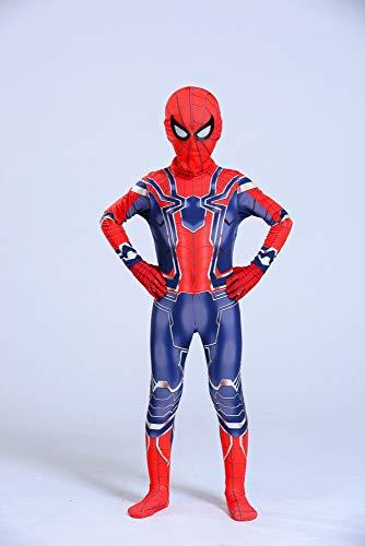 SHANGN Superheld Far from Home Spiderman Cosplay Kostüm Body   Mottoparty Halloween Kleider Kostüm - Home Superhelden Kostüm