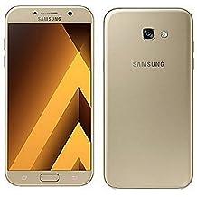 (Certified Refurbished) Samsung Galaxy A7 2017 SM-A720FZKDINS (Gold Sand)