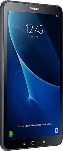 Samsung Galaxy Tab A T585 25,54 Cm (10,1 Zoll) Tablet-pc (1,6 Ghz Octa-core, 2gb Ram, 32gb Emmc, Lte, Android 6.0) Schwarz