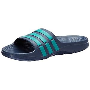 adidas Unisex Duramo Slide K Flip - Flops and House Slippers