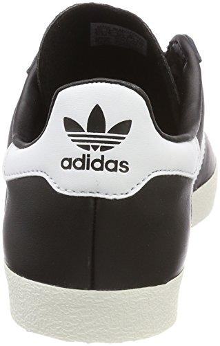 adidas 350, Baskets Homme Noir (Core Black/ftwr White/off White)