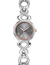 Go Girl Only Damen-Armbanduhr 694729–Armbanduhr 1076312Analog Metall Silber