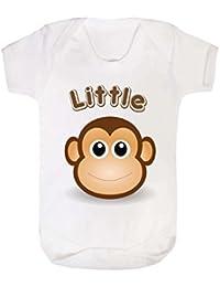 Poco Mono bebé chaleco Body de Grow Funny Cute de regalo de humor