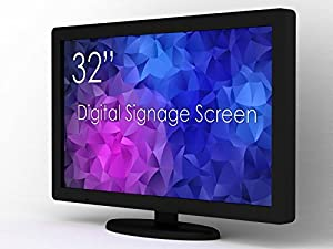SWEDX SDST32K8-01 Digital Signage Touch-Display 81 cm (32 Zoll) Ultra HD 4K 24/7