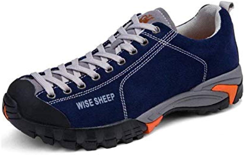 Scarpe da trekking da uomo, Scarpe da esterno impermeabili in pelle da uomo, Scarpe da trekking antiscivolo da... | Cheapest  | Scolaro/Ragazze Scarpa