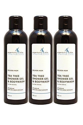 silber-msm-teebaum-duschgel-2in1-3-x-200-ml