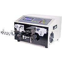 hanchen instrumento ew-05C 0,3–25mm2automaticwire pelar máquina de corte para desmontar 83–133Pcs/min (L = 100mm) para PVC/alambre de teflón/trenzado/fibra de vidrio