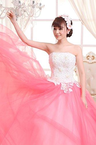 KA Beauty - Robe - Taille empire - Femme style 3