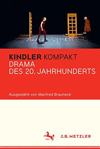 Kindler Kompakt: Drama des 20. Jahrhunderts (German Edition) eBook ...