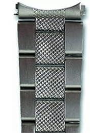 De acero inoxidable reloj de pulsera Zeno 20 mm Ref, A-MT-SB-20