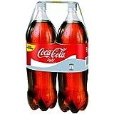 Coca Cola Light - 2 Botellas x 2 l
