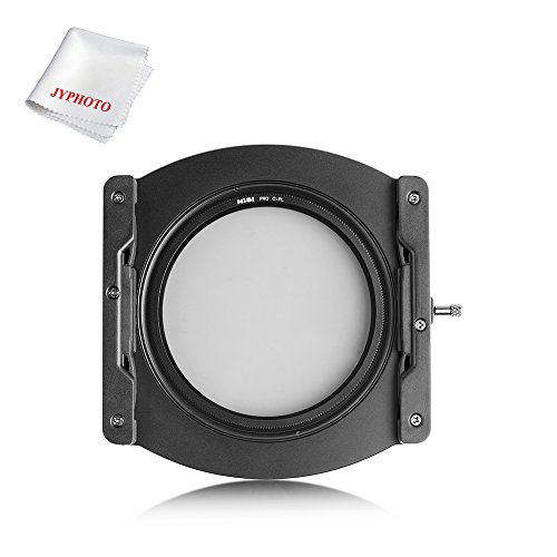 NiSi 100mm System Filter Holder Kit v5-pro-inkl. 67mm 72mm 77mm Adapter Ring/82mm Halter Ring/hoch NC cpl-86mm für 52mm, 55mm, 58mm, 62mm, 67mm, 72mm, 77mm, 82mm Objektiv -