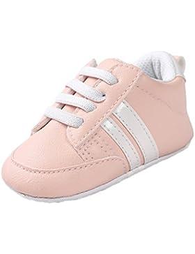 Sharplace Unisex Baby Kinder Krippe Schuhe Casual Weiche Sohle Prewalker Schuhe