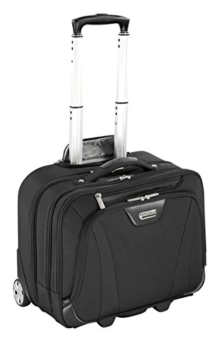 Preisvergleich Produktbild Wenger Businesstrolley Laptop Rollkoffer, 33 Liter, Schwarz