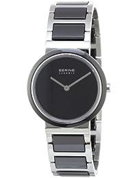 BERING Time Damen-Armbanduhr Slim Ceramic 10729-742