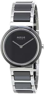 Bering Time Women's Analogue Quartz Watch 10729-742 Ceramic