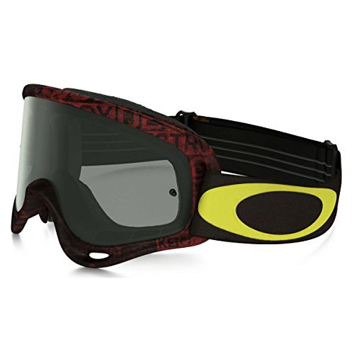 Oakley Crossbrille O Frame MX Rot (Oakley Bike Dirt)