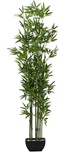 artfleur – Künstlicher Bambus Kunstpflanze Grünpflanze