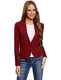 Tailleur pantalon femme veste courte