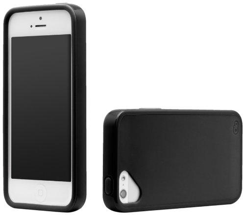 Cloud Olo-Cover per Apple iPhone 5, motivo P Sling-Black/Black