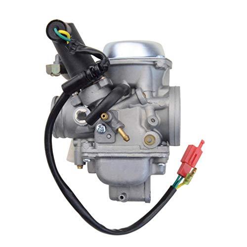 GOOFIT CF250 CH250 CN250 Vergaser für GY6 250cc ATV Viererkabel Moped Go Kart