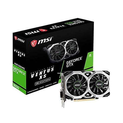 MSI TARJETA GRÁFICA GTX 1650 Ventus XS 4GB GDDR5