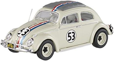 Hotwheels Hotwheels Hotwheels - Elite (Mattel)) - Bck07 - Véhicule Miniature - Modèle À L'échelle - Volkswagen Beetle - Herbie - Echelle 1/43 | Le Moins Cher  d5a439