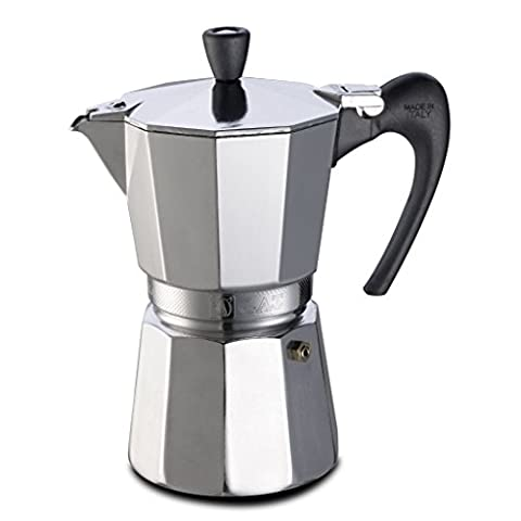 GAT Aroma VIP 2 Cup Aluminium Stove Top Italian Espresso Coffee Maker