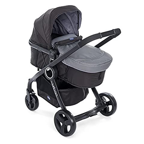 Chicco Pack Coloris Urban Combinée Anthracite
