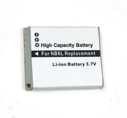 NFE² Edition Lithium-Ionen Akku - 750mAh - für Canon PowerShot: SX600 HS
