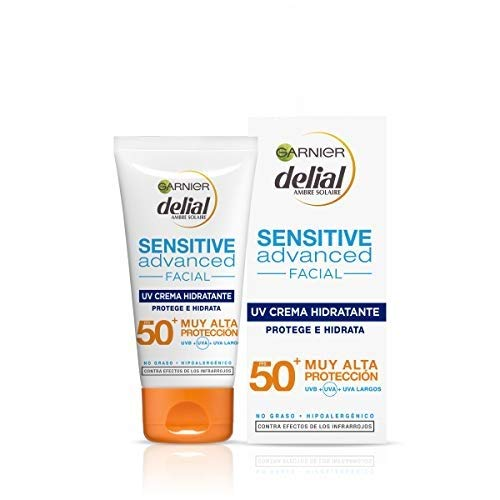 Garnier Delial Sensitive Advanced Crema Facial Hidratante