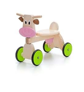 Porteur en bois vache