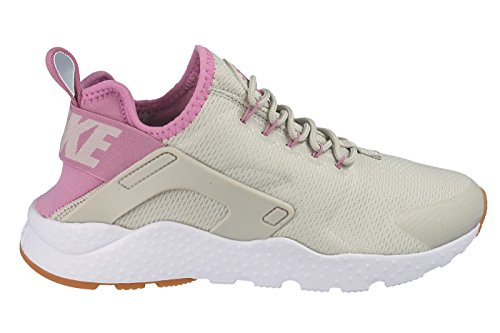Nike Wmns Air Huarache Run Ultra, les Formateurs Femme Beige