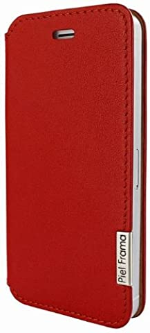 Piel Frama FramaSlim Etui en cuir pour iPhone 5/5S Rouge