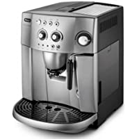 DeLonghi Magnifica ESAM4200 15-Bar Compact Bean to Cup Espresso Coffee Machine (Silver)