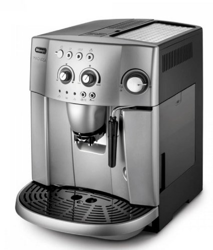 delonghi-magnifica-bean-to-cup-espresso-cappuccino-coffee-machine-esam4200-silver