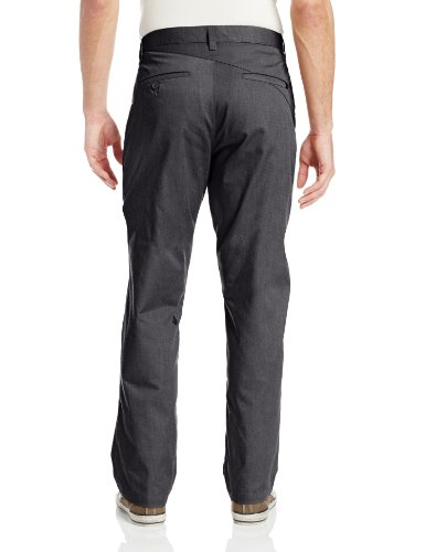 Volcom - - Frickin Chino pantalons d'homme Charcoal Heather